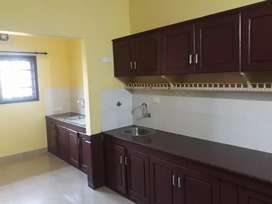 Kakkanad NGO quarters 2BHK 1floor apartment for Rent family only