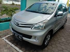 Toyota Avanza E 2014 MT, Kilometer rendah
