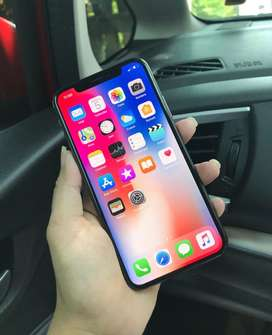 Iphone X 256gb hitam