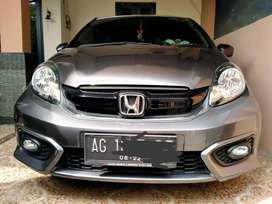 KM 16Rb!! Honda Brio E th 2017