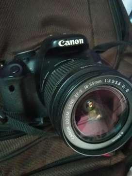 Canon 600d mulus . Jual karena jarang pakai