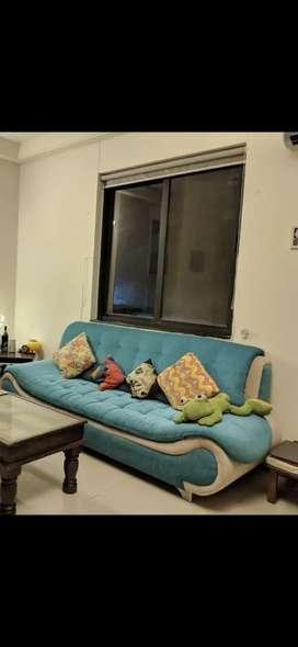 3 seater sofa (Dual tone)