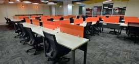 Plug N Play 40 Seater Well Furnished Office For Rent At South Tukoganj