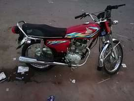Original silencer Available.  With this bike.