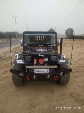 Modifications vehicle