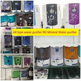 Aqua Active ABS Plastic RO MIN Royal 8 LTR ROUVUF Water Purifier (Mul