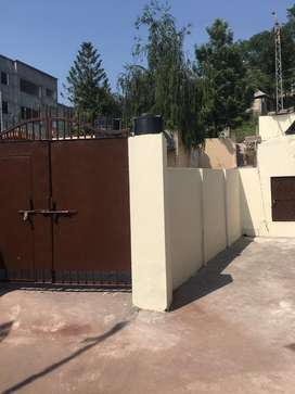 CORNER 12 Marla house with Kitchen Garden available for sale