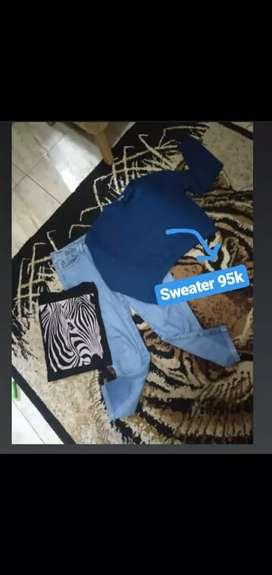 Kanit sweater rajut