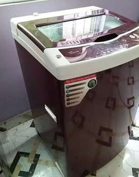 Washing machine in available and  sofa set