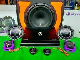 SATU Paket Audio Full VENOM DIABLO TRIMA BERES