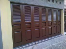 Pintu Besi Garasi Surabaya