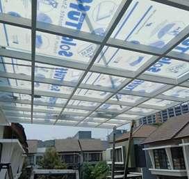Canopy solarflat minimalis #1101