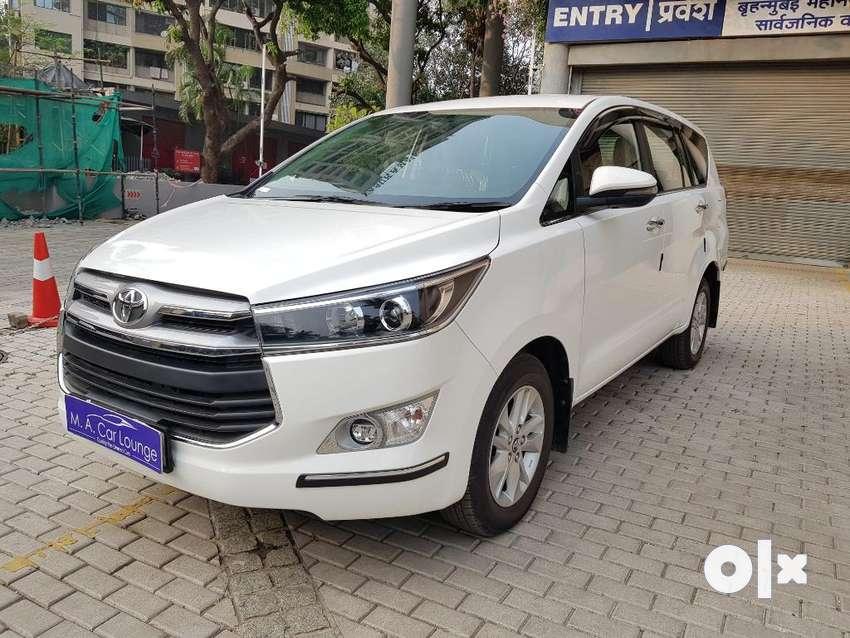 Toyota INNOVA CRYSTA 2.4 VX MT, 2019, Diesel 0