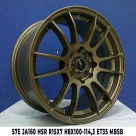 57E JA160 HSR R15X7 H8X100-114,3 ET35 MBSB