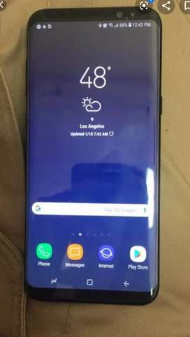 S8 with galaxy buds
