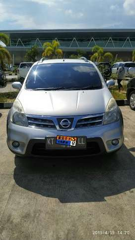 Nissan Livina X-Gear th 2008, M/T, 5 seater, bagasi luas