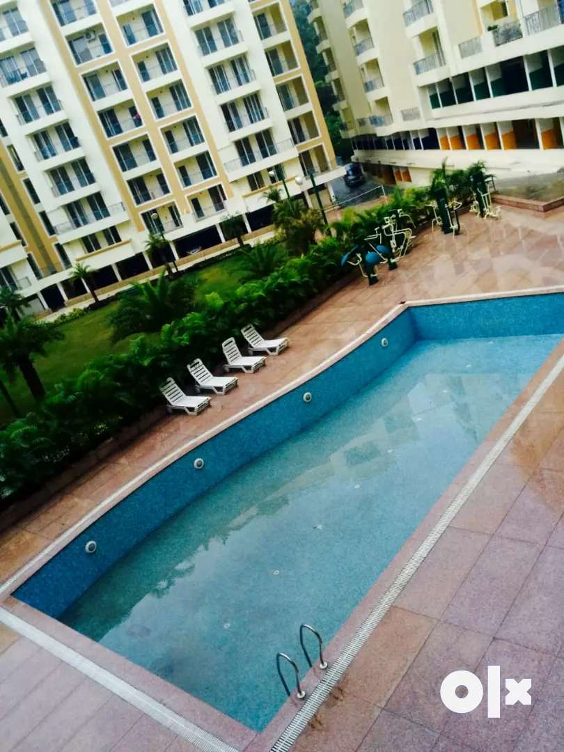 2bhk for rent @ pacific hills 0