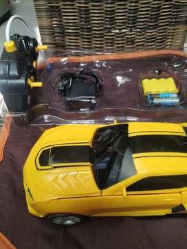 mainan mobil remot baru