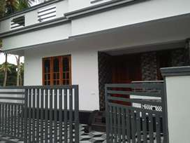 New house for sale. Road All are near within 1km.  Call 7306587zero76