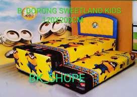 Bed Dorong Utk anak2 Produk Sweet Land dan Bergaransi