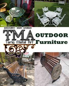 Outdoor and Garden Furniture, Parking Benches and Lawn Furniture
