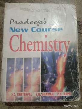 12th chemistry  side book (Pradeep)
