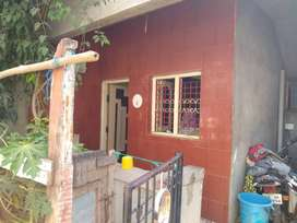 One kirana shop 03 rooms comfortable for single family