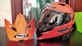 Helm MDS Supermoto & Intercom Ejeas v6