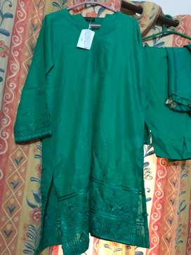 Agha Noor shirt and trouser for sale