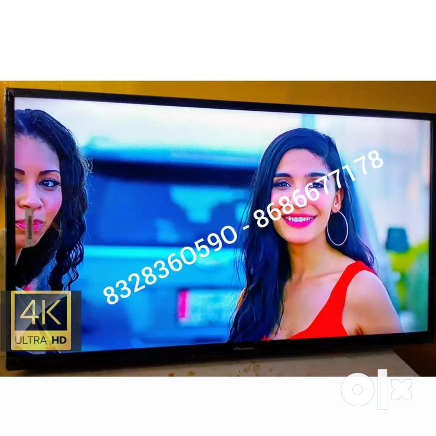 32 inch Samsung panel 4k with full HD with 2 year warranty bill 0