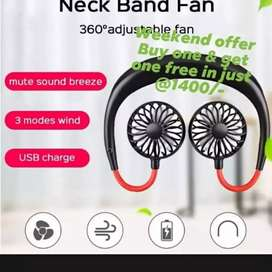 Neck fan buy one & get one free