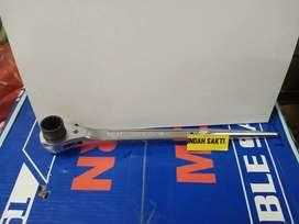 Kunci ring sock rachet double 17 x 19 sellery