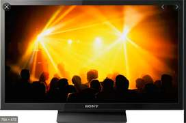Elegant design [[powerful sound quality*]] +32 inch smart LED TV