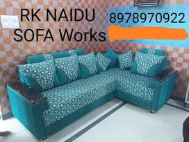 Sofa Repairing works Available