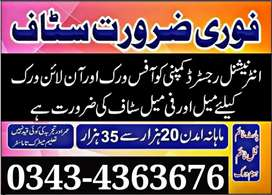 Good News Jobs Vacancies in  Male, Female, Students