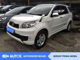 [OLXAutos] Toyota Rush 2014 1.5 S Bensin A/T Putih #Berkat Prima