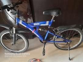 Elite modern hydraulic  bicucle
