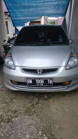 Honda jazz metic