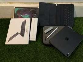iPad 2018 256gb Wifi Celullar iBox Full Akesoris & Software  Desain