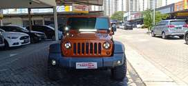 Jeep Rubicon 3.8At 2Door  2011 Orange Km20rb Antiiik Vr20 Full Origina