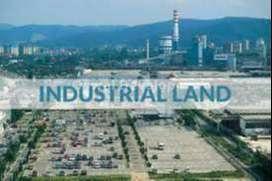 15000 gaj prime location in fazalganj urjent sell best for factory