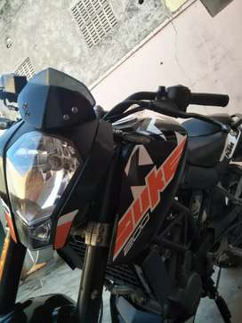 KTM Duke 200cc urgent sell