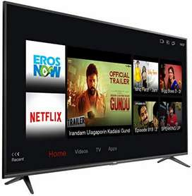 """50""""smart android led tv all size available delivery free all punjab"""