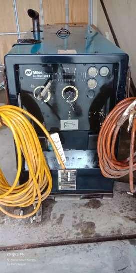 mesin las miller bigblue 500X