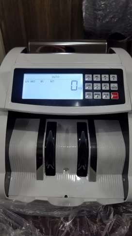 Note counting machine with fake note detection  karachi sales
