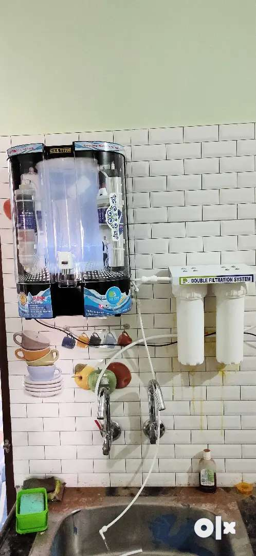 5 Year Warranty First Time in IndiaSell And Service RO Water Filter