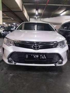 All new camry 2.4V automatic 2016