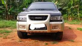 Isuzu panther 2004 Manual Diesel Turbo