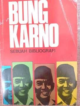 Bibliografi Bung Karno