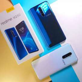 Realme x2 pro in very good condition and a very great quality phone it